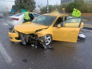 הרכב שנעצר