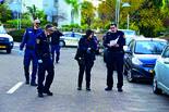 משטרת ראשון לציון בפעילות אכיפה במערב העיר