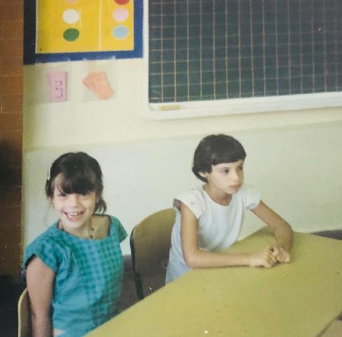 אני ונואית בבית ספר ״שלמון״