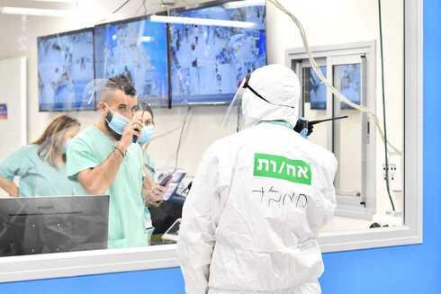 בית החולים שמיר אסף הרופא בחירום