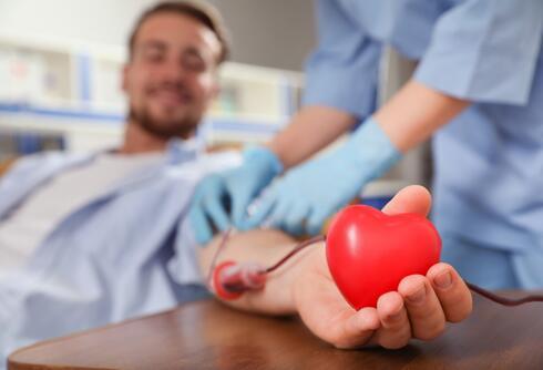 דרושה תרומת דם
