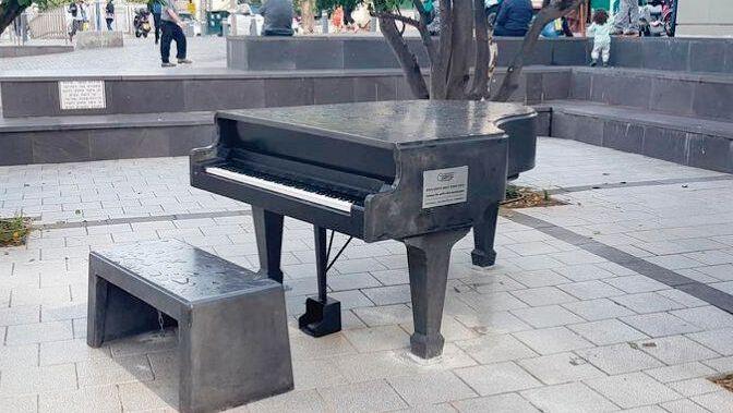 פסנתר המריבה