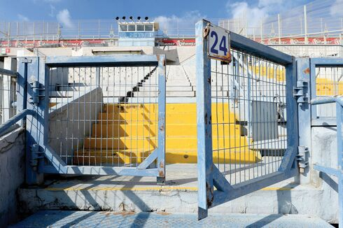 האצטדיון העירוני בת ים. בית ללא קבוצה