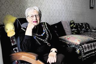טטיאנה קופרמן, 90, ראשון לציון. צילום: ריאן