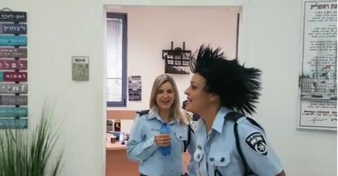 'הרצל' בגרסת המשטרה | צילום מסך