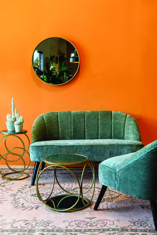 ספה וכורסא של פלורליס. צילום: סטודיו פלורליס