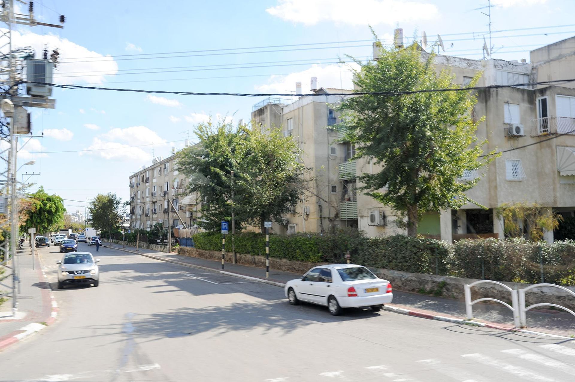 """שכונת רמת אליהו בראשל""""צ   צילום: דוברות עיריית ראשל""""צ"""