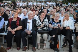 """בזכותם אנחנו כאן. ניצולים בראשון לציון, צילום: דוברות עיריית ראשל""""צ"""