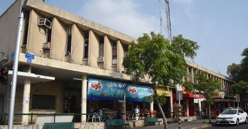 המרכז המסחרי ברמת אליהו. צילום: יאיר שגיא