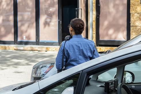 שוטרת | צילום המחשה: shutterstock