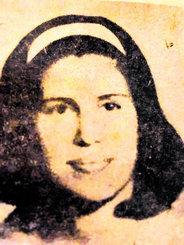 וושתי זילה מורלס חוזה שנרצחה בפיגוע | צילום מהאלבום