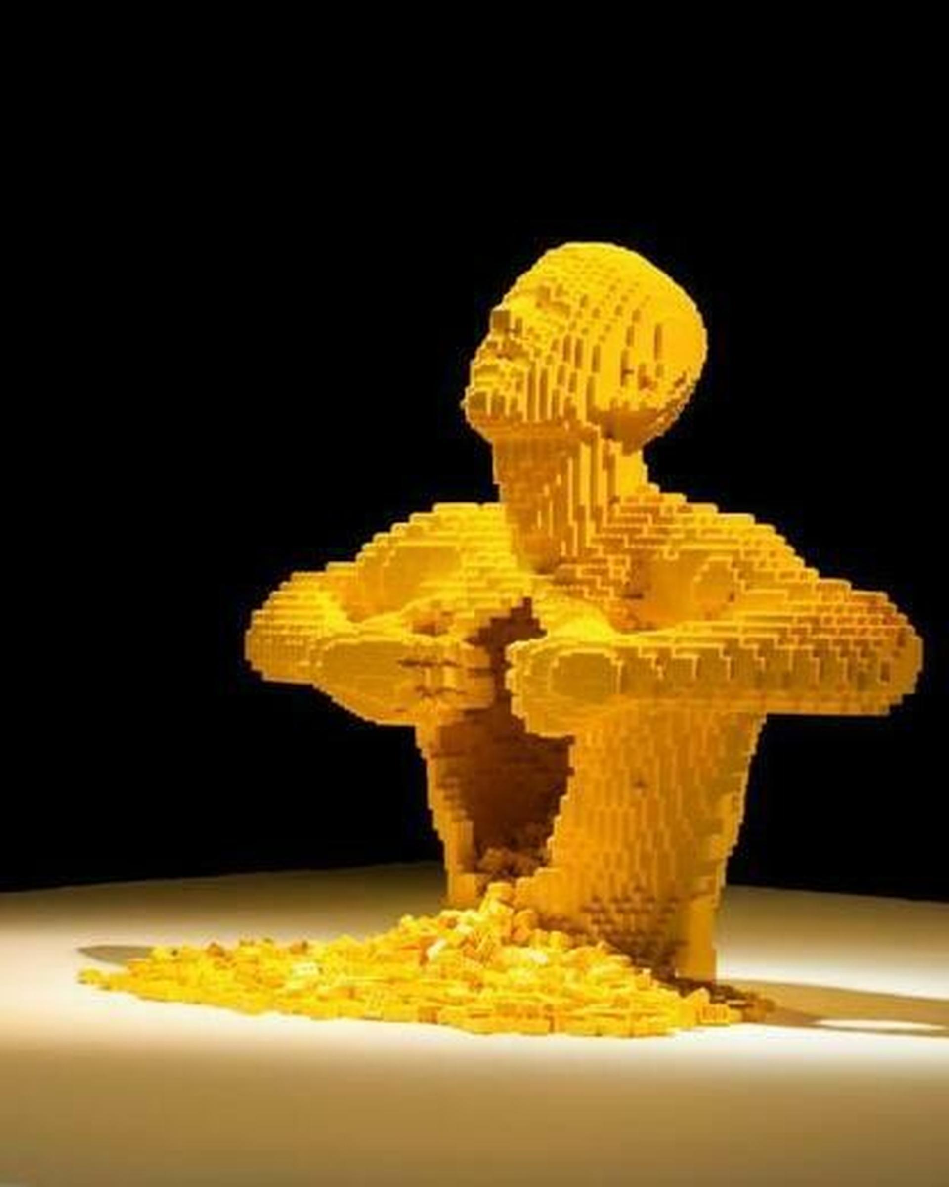 The art of the brick. צילום באדיבות הדרן ייזמות והפקות