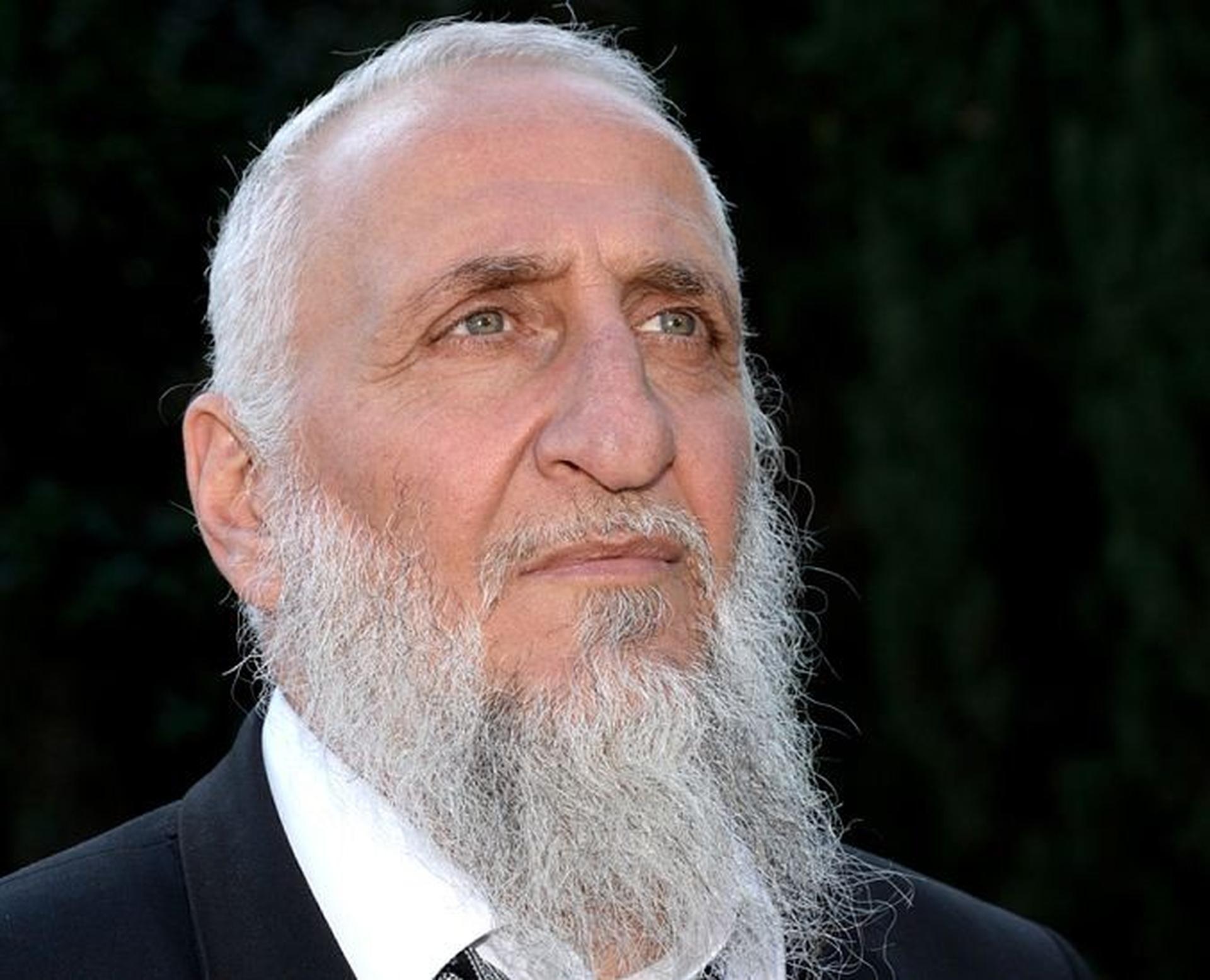 הרב אריה כהן. צילום: קובי קואנקס