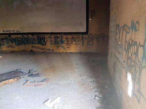 אחד המקומות שבהם הוחזק | צילום: דוברות המשטרה