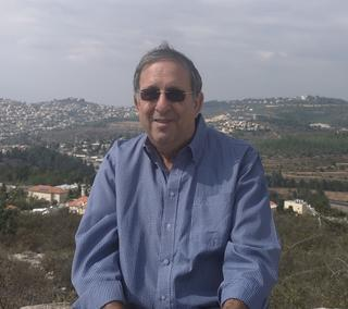ישראל פרקר. התאהב בהיסטוריה | צילום: באדיבות המצולם