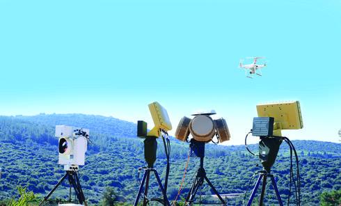 DRONE DOME. באדיבות רפאל