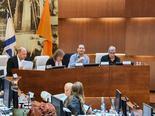 אישור התקציב בראשון לציון | צילום: דוברות העירייה
